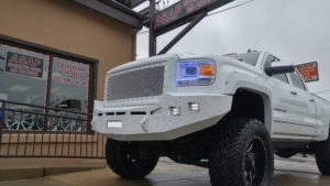 Custom bumpers Norristown Fusion bumpers Philadelphia