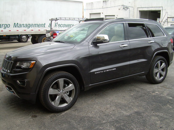 2014 Jeep Grand Cherokee Automotive Sound And Protection