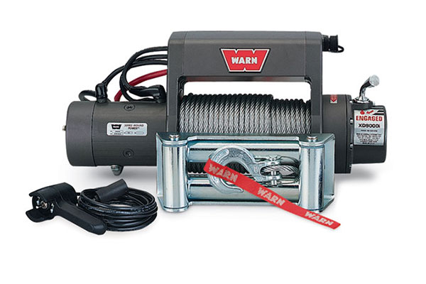 winch - Automotive Sound and Protection